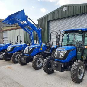 The New 2019 Range of Solis Tractors from Tallut Machinery In Wiltshire