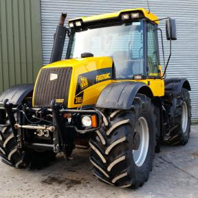 JCB 185-65 FASTRAC sold in Wiltshire
