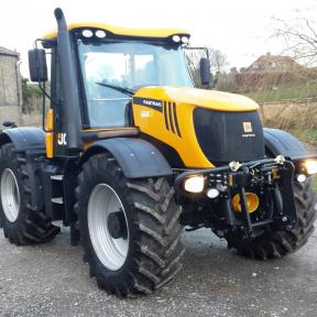 JCB 3230 FASTRAC Sold in Dorset
