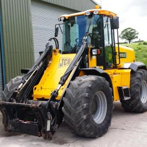 JCB 416S Sold to Shropshire