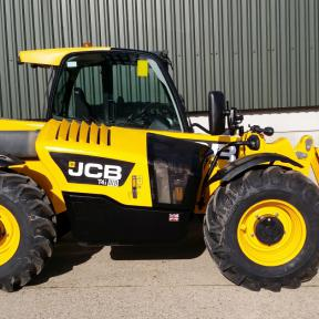 JCB 536 60 Agri Super Sold to Gloucester