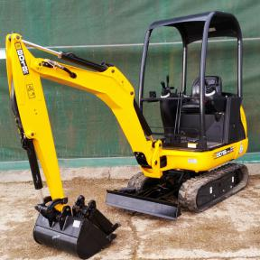 JCB 8018 Excavator sold to Kent