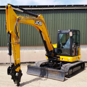 JCB 86C-1 sold to Devon