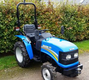Solis 20 Compact Tractor