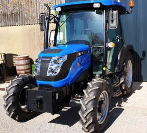 New Solis 50 tractor for sale in Dorset
