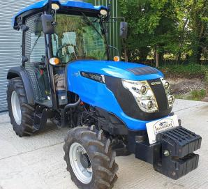 New Solis 75 4WD Narrow Tractor for sale in Dorset
