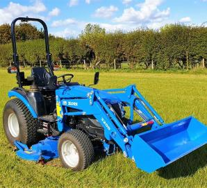 New Solis 26 HST Compact Tractor for sale in Dorset