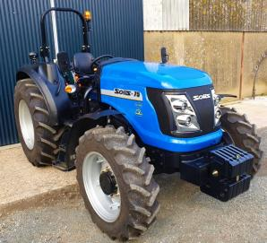 New Solis 75 4WD Open Deck Tractor for sale in Dorset