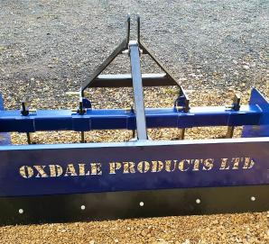 New Oxdale 5ft Track Grader for sale in Dorset