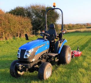 Solis 26 HST Tractor for sale in Dorset