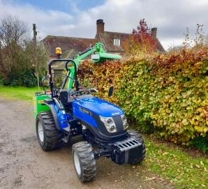 Solis 26 Tractor for sale in Dorset