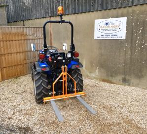Solis 26 Compact Tractor for sale in Dorset