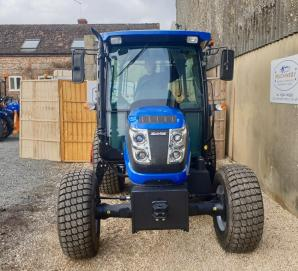 New Solis 50 4wd Tractor for sale in Dorset