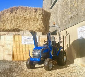 New Solis 26 HST Tractor for sale in Dorset