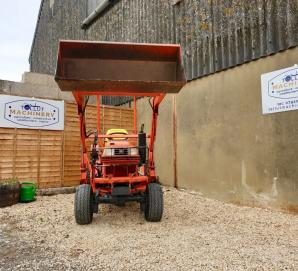 Kubota 1550 4wd Hydrostatic tractor for sale in Dorset