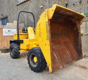 Barford 6 Tonne Straight Tip Dumper for sale in Dorset