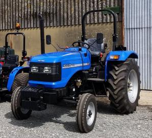 Solis 50 2wd Tractor at Tallut Machinery. Solis Dealer for South West