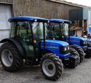 Used Solis 75 4wd for sale in Dorset