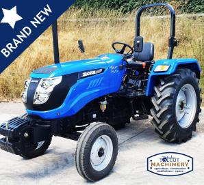New Solis 50 2WD Tractor for sale in Dorset
