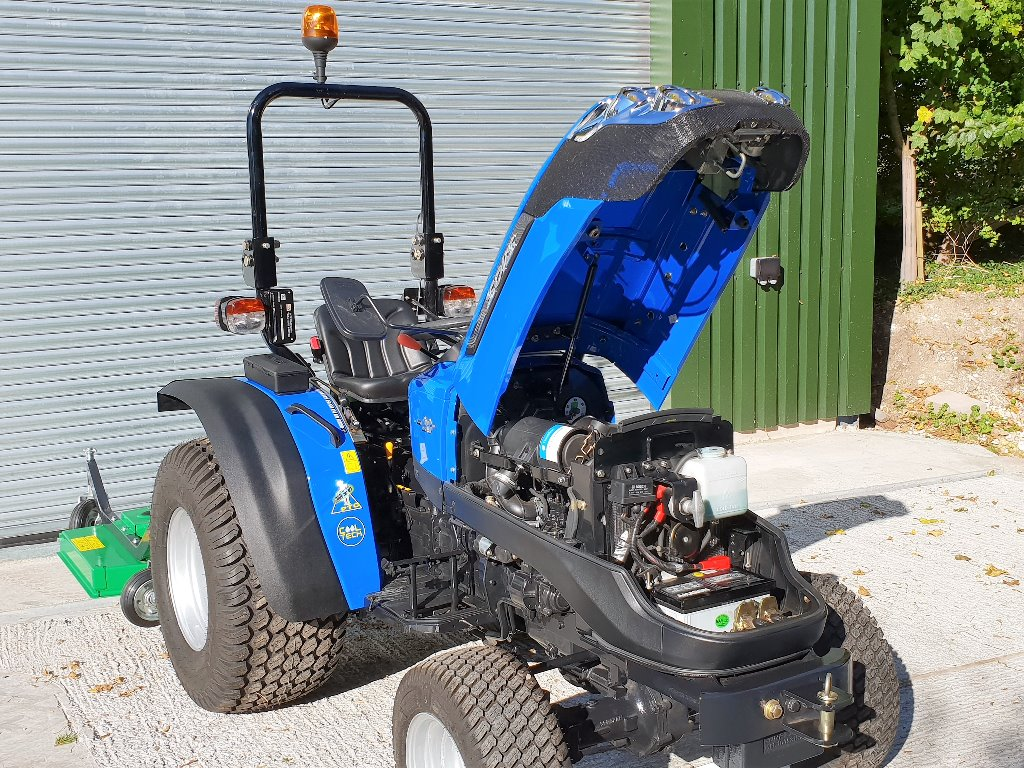 Tallut Machinery, Buy New Compact Tractors, Solis 26 &