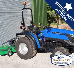 Solis 26 & 1.5m Finishing Mower for sale in Dorset