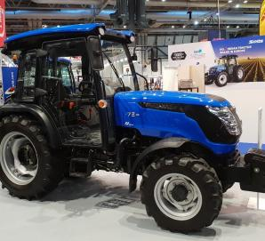 New Solis 75N CDRi 4wd Narrow Tractor Series for sale in Dorset